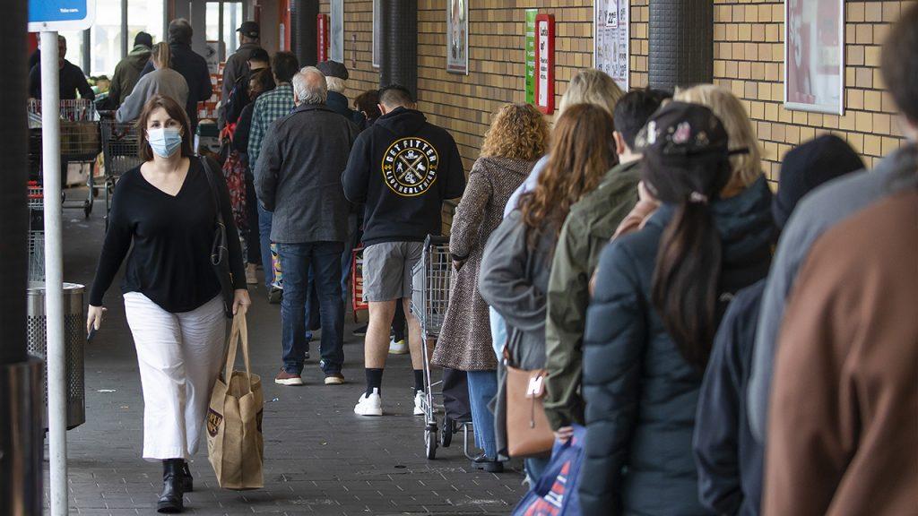 Nova Zelândia entrará em bloqueio nacional após a detecção de um caso de coronavírus