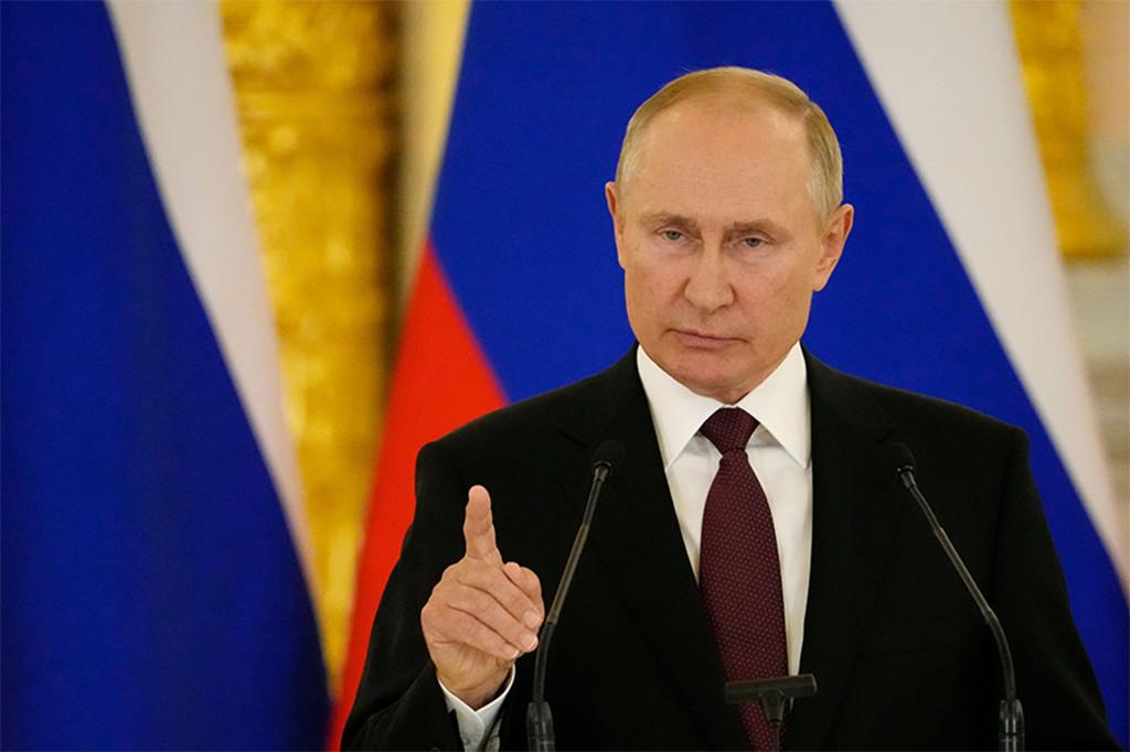 Vladimir Putin se recusa a permitir refugiados afegãos na Rússia