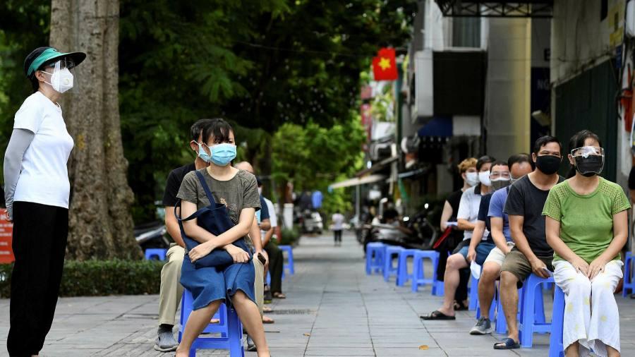 Coronavírus mais recente: Vietnã ordena que Ho Chi Minh City feche por duas semanas