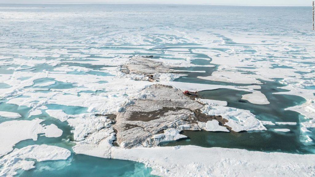 Expedição na Groenlândia Descubra a 'ilha mais ao norte do mundo'