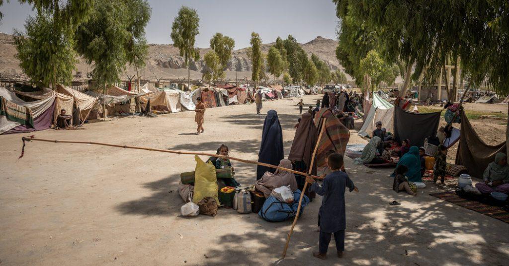 A desintegração do Afeganistão pode ser outro golpe para a credibilidade dos EUA