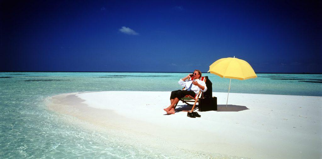 Aqui estão os 10 principais destinos de praia para investidores de alto patrimônio líquido
