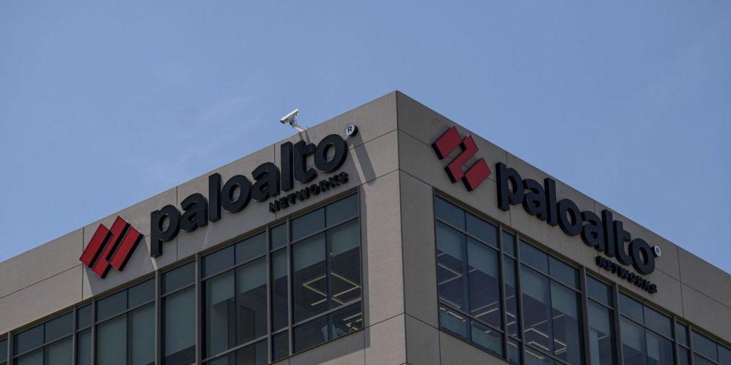 As ações da Palo Alto Networks aumentam como resultado dos resultados, as expectativas excedem as estimativas de Wall Street