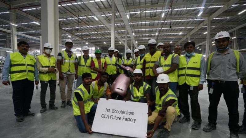 As scooters elétricas Ola mais inteligentes da Índia estão aqui: WiFi, controle de voz, gadgets e todos os recursos