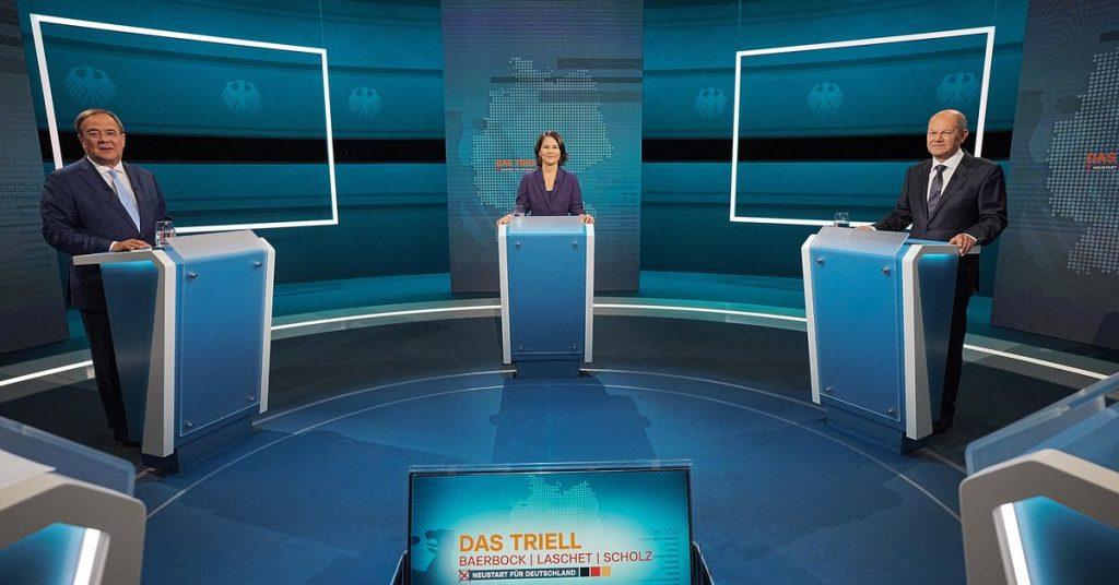Candidato alemão da CDU luta para reviver fortunas vacilantes
