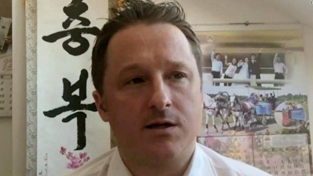 Um tribunal chinês condenou o empresário canadense Michael Spavor a 11 anos de prisão por espionagem