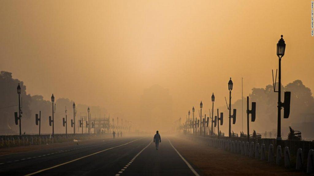 O relatório afirma que a poluição do ar corta a vida de mais de dois anos de bilhões de pessoas