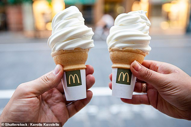 A Federal Trade Commission lançou uma investigação sobre as máquinas quebradas de sorvete do McDonald's