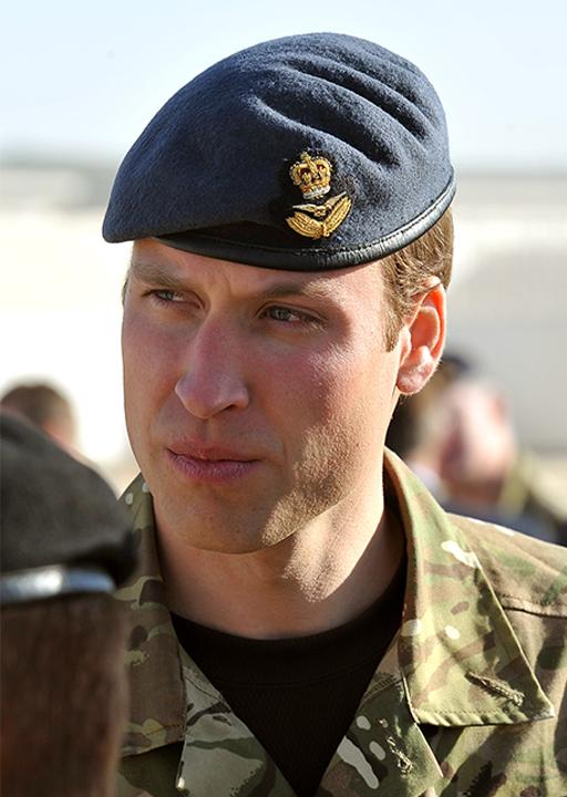 O príncipe William supostamente ajudou o oficial afegão e sua família a fugir de Cabul