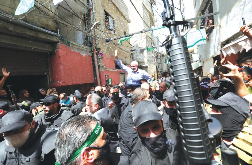 """Os palestinos declaram sexta-feira o """"Dia da Fúria"""" em apoio aos prisioneiros"""