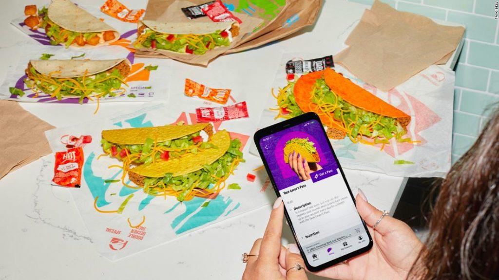 Taco Bell quer vender uma assinatura de taco de 30 dias