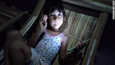 Su Htet Waing está escondido nas selvas de Mianmar.