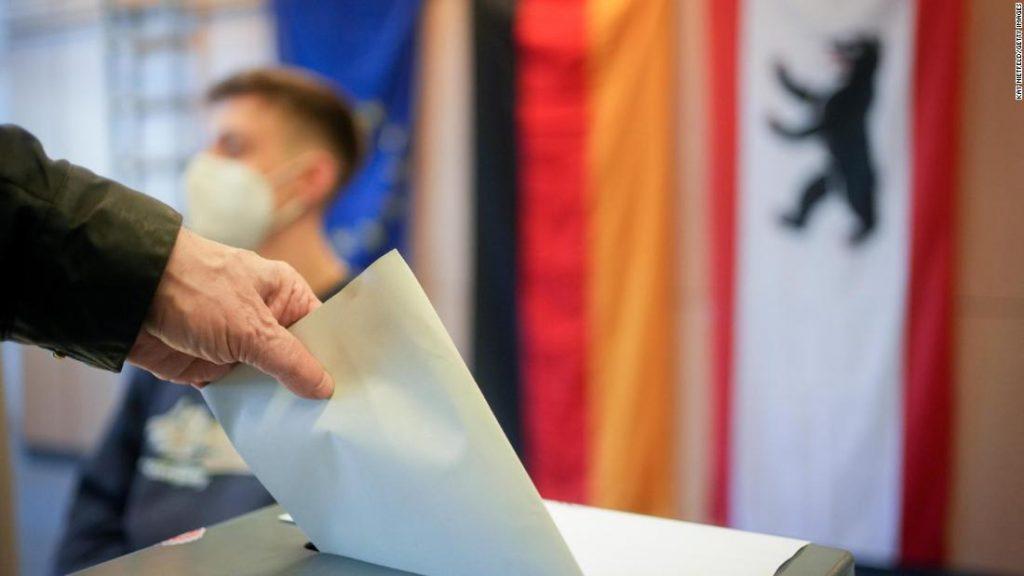 Eleições na Alemanha: atualizações e resultados ao vivo