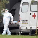 A Rússia anunciou o pior número de mortos de Covid-19 em um dia desde o início da epidemia