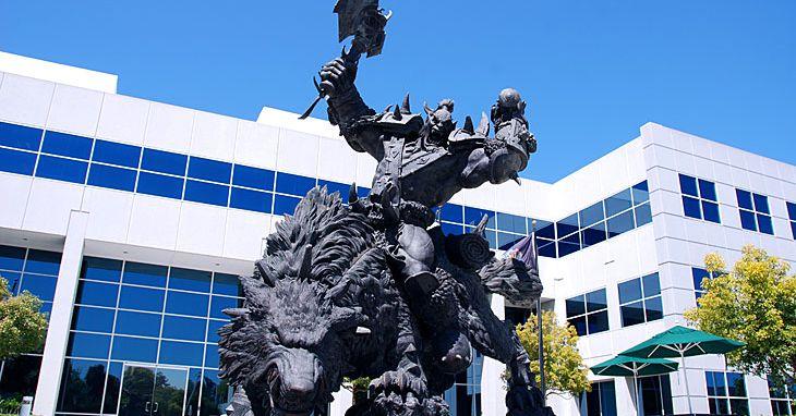 A Activision Blizzard processou novamente, desta vez por violações de trabalho