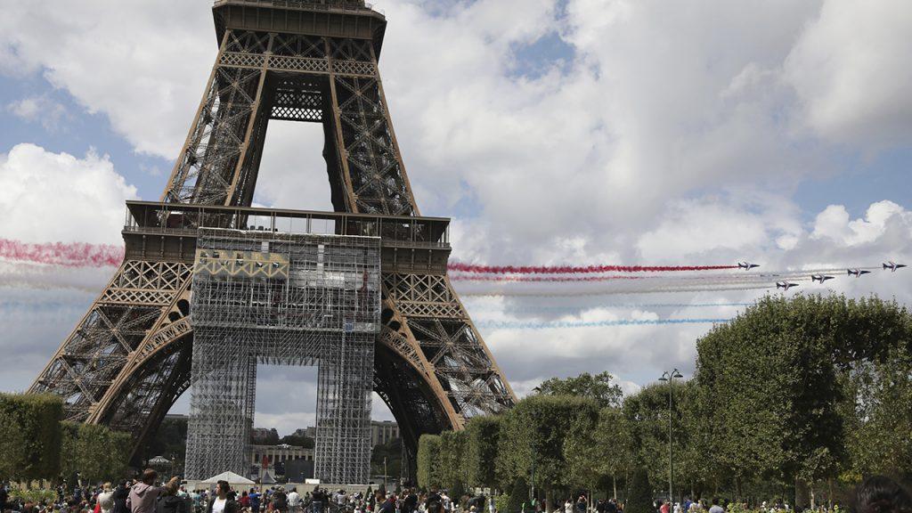 A França proíbe a entrada de americanos não vacinados para viagens não essenciais