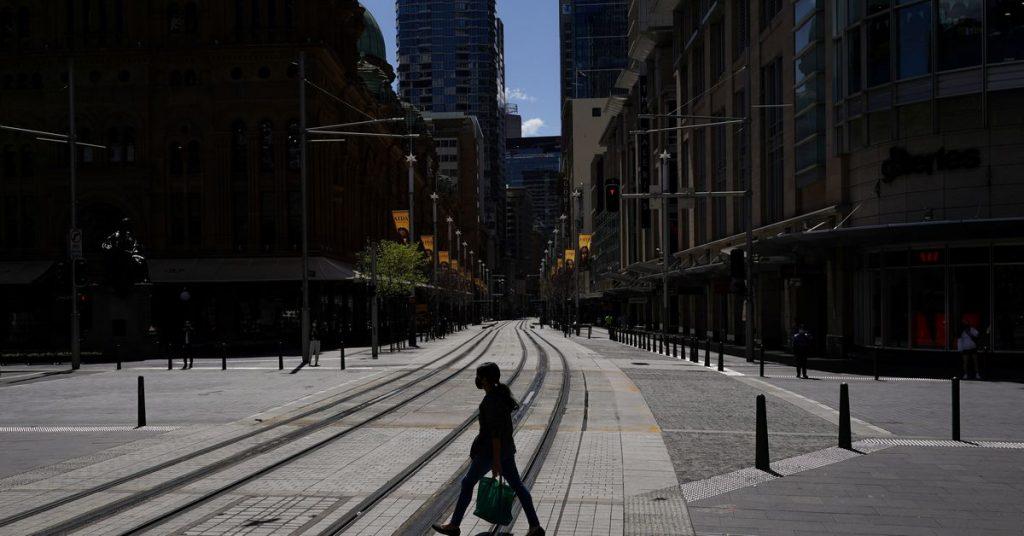 Bloqueio COVID-19 de Sydney terminará mais cedo para vacinação