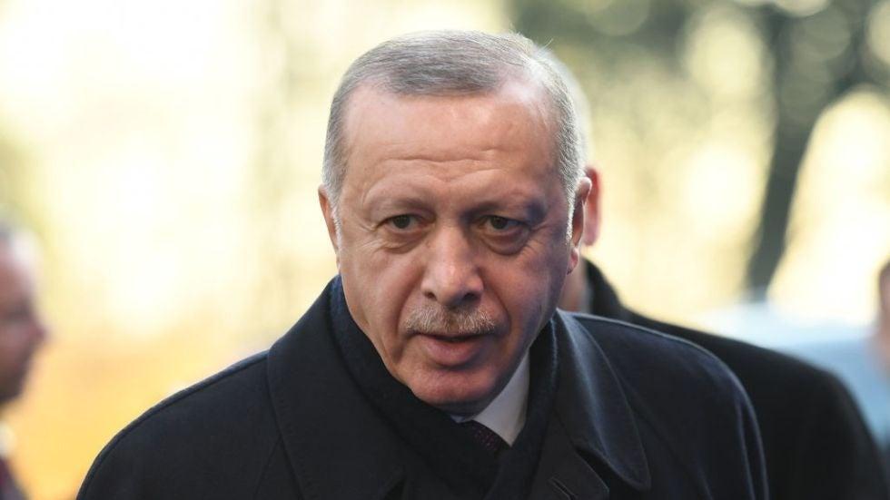Erdogan diz que a Turquia planeja comprar outro sistema de defesa russo