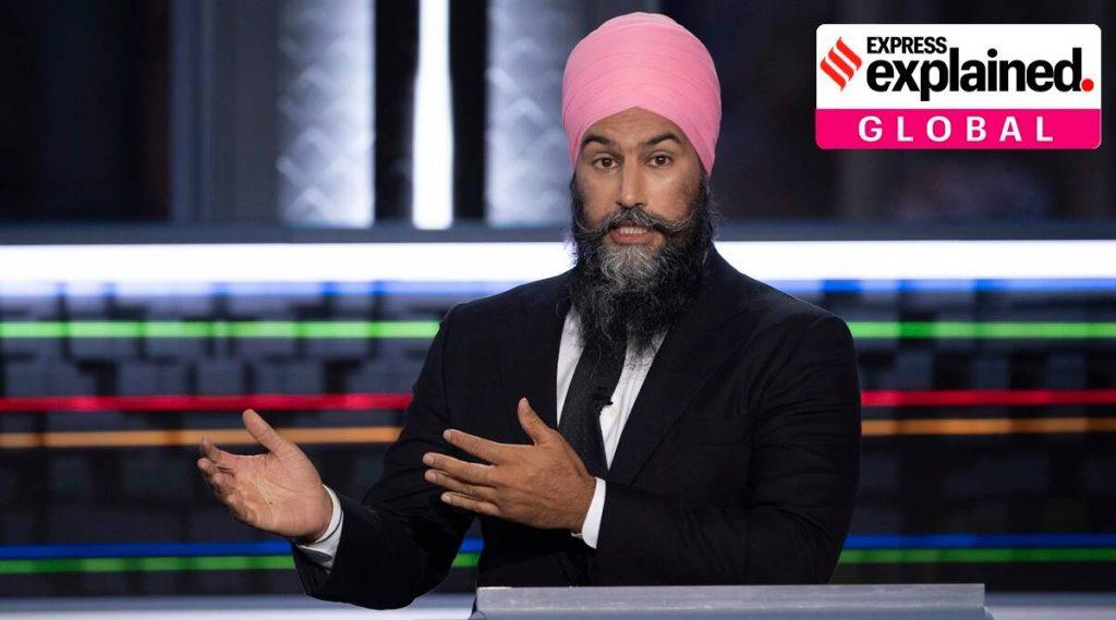 Explicação: Por que Jagmeet Singh poderia ser um fazedor de reis novamente no Canadá