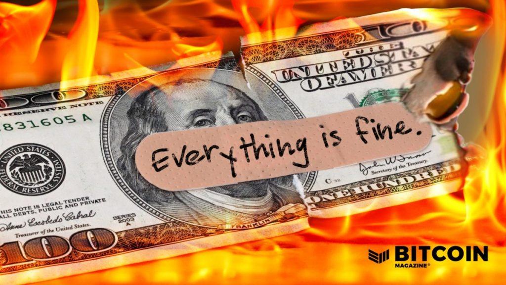 Inflação global leva a maiores economias de bitcoin