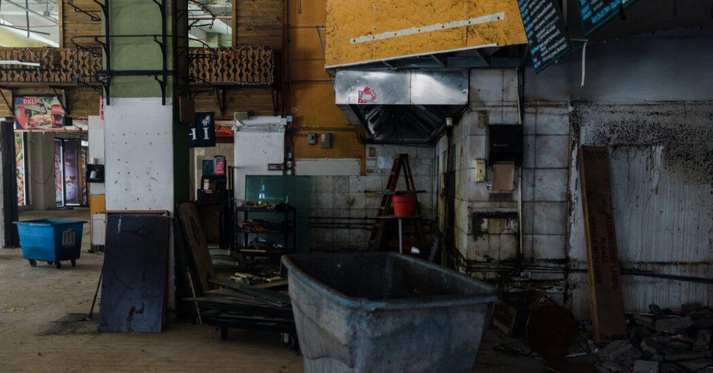 Lower Manhattan se recuperou após o 11 de setembro, mas a pandemia acabou com os ganhos