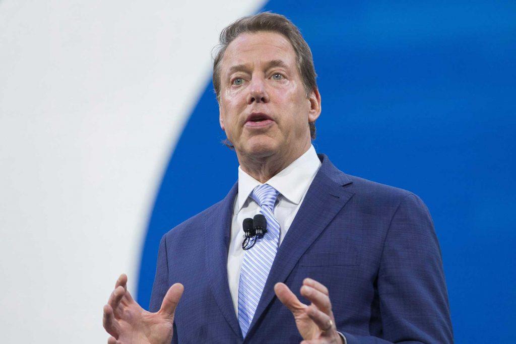 O CEO da Ford, Bill Ford, finalmente tem uma visão para carros mais verdes