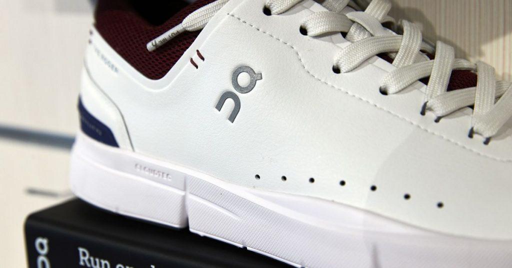O fabricante de sapatos apoiado por Federer valia mais de US $ 11 bilhões em sua estreia na Bolsa de Valores de Nova York