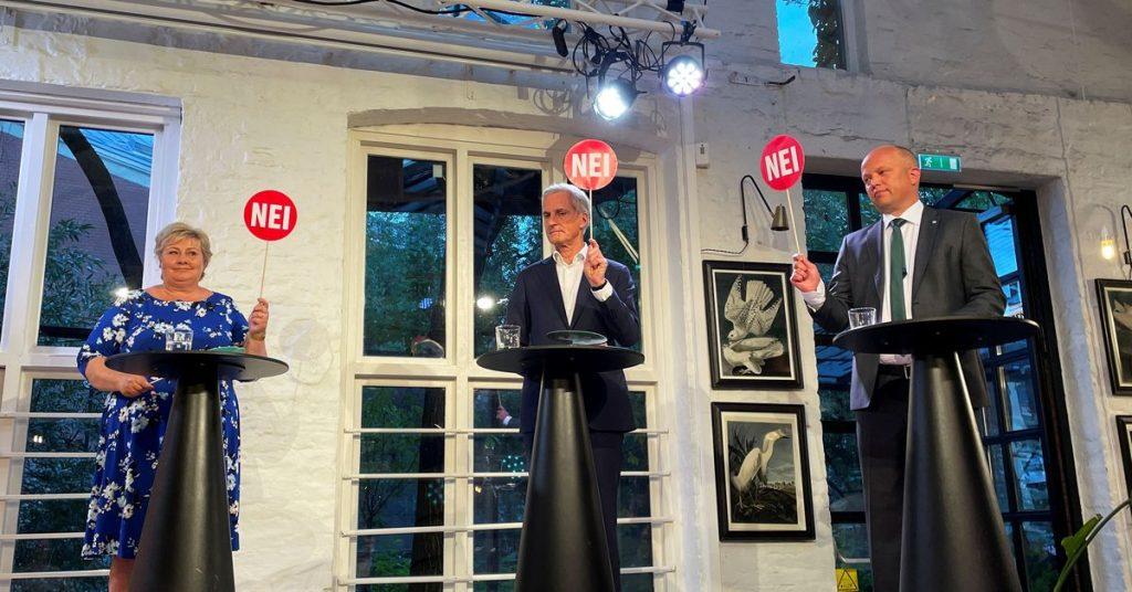 Oposição de esquerda na Noruega se prepara para vitória esmagadora e negociações complicadas