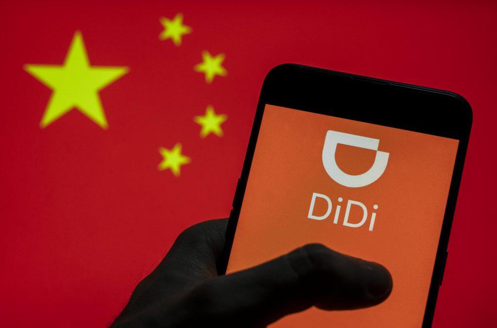 Reguladores chineses convocam 11 empresas de entrega de passageiros por comportamento ilegal