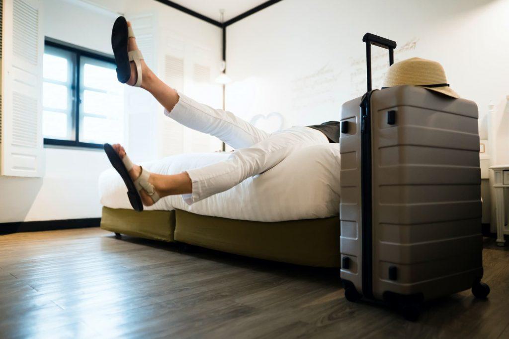 Se você está procurando uma oferta de hotel, pode valer a pena esperar até o último minuto