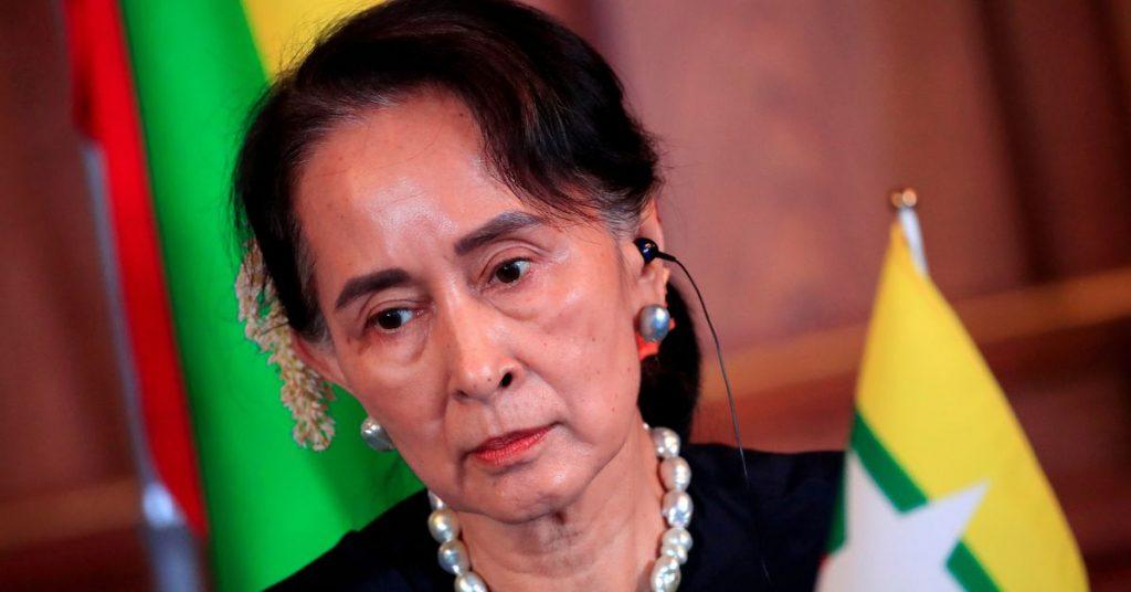 Suu Kyi, de Mianmar, sente-se tonta e sonolenta e não comparece ao tribunal