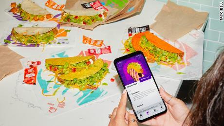 A Taco Bell está testando um serviço de assinatura.