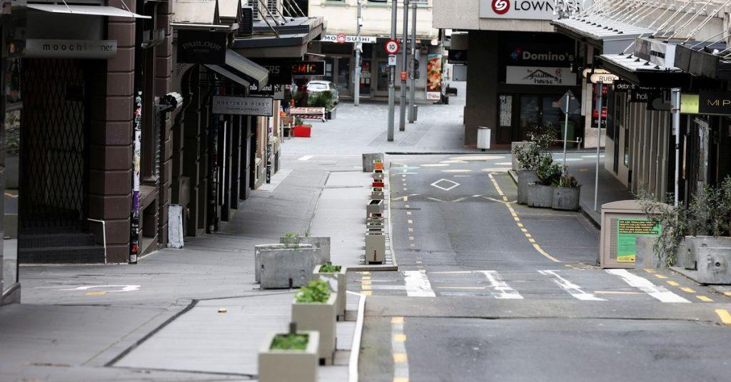 Surto no delta da Nova Zelândia se espalha fora de Auckland