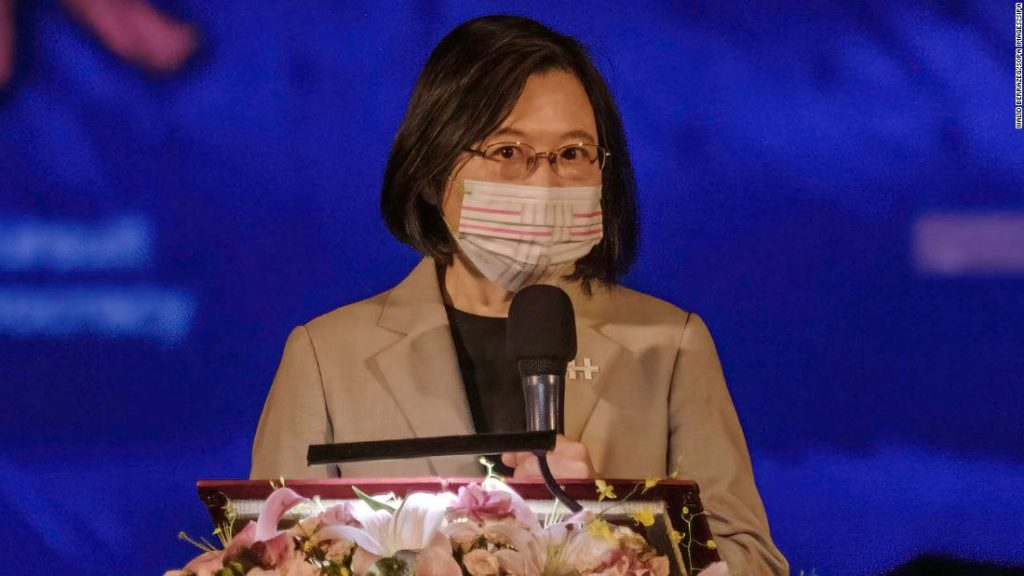 Tensões na China: Presidente disse que Taiwan não busca confronto militar, mas defenderá sua liberdade