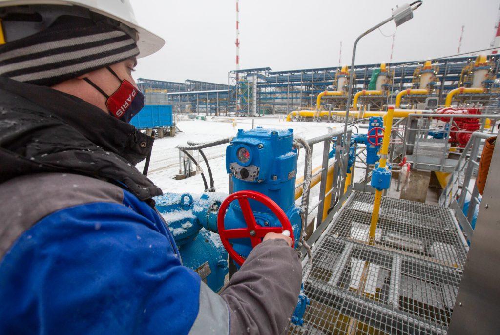 Dúvidas sobre se a Rússia vai bombear mais gás para a Europa, conforme prometido