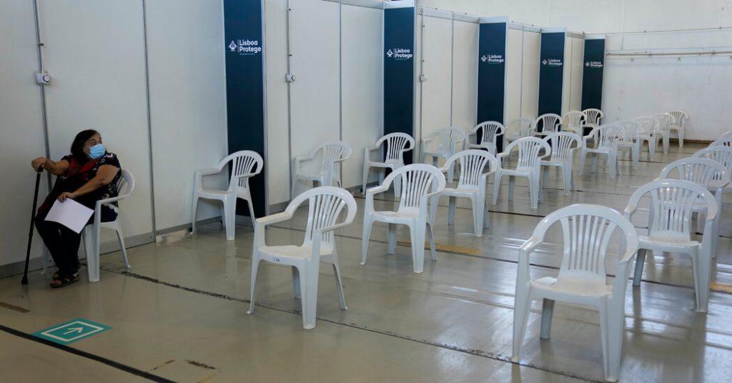 Em Portugal, praticamente não resta ninguém para vacinar