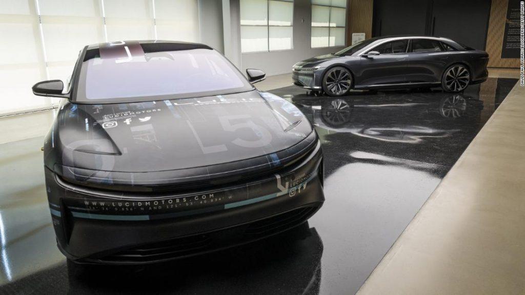 Este carro elétrico pode percorrer 520 milhas com uma carga, mas o CEO não acha que isso importa