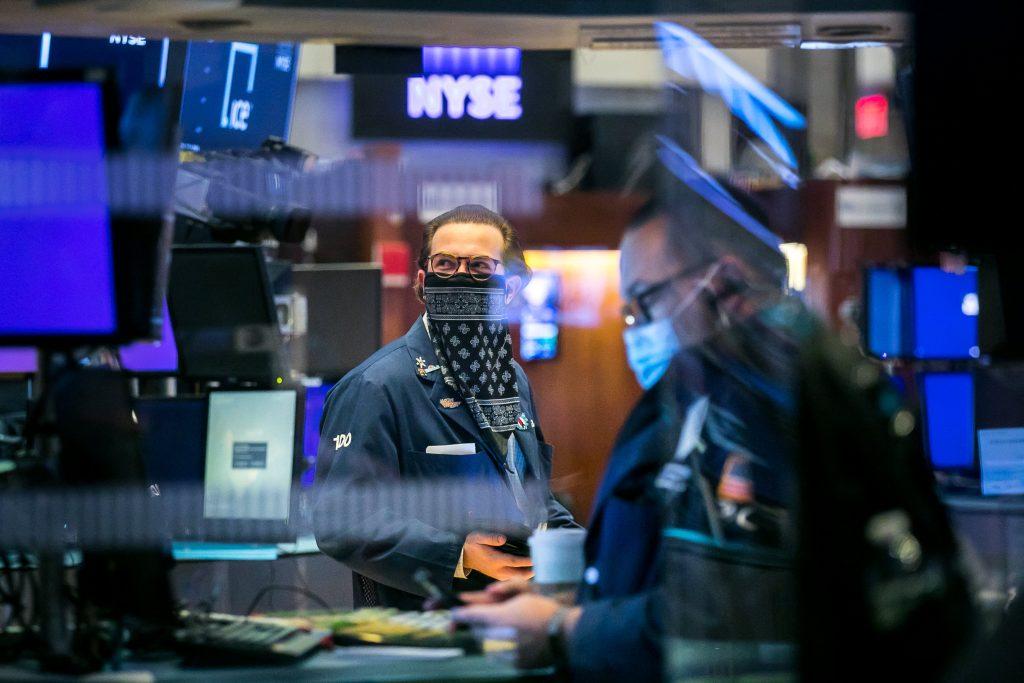 Futuros de ações de borda inferior para começar a semana