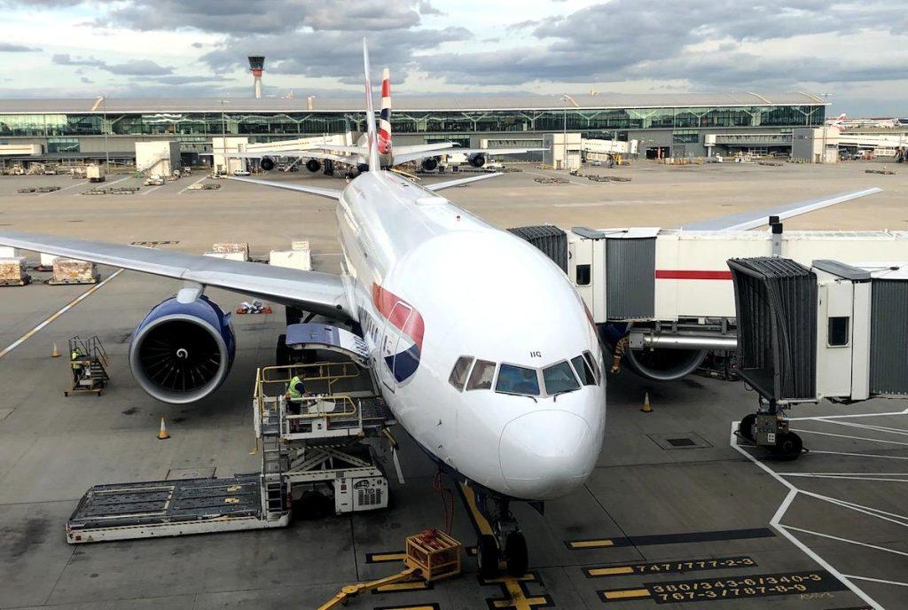 Ouch: Voo Extra Longo da British Airways para Hong Kong