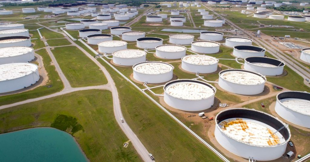Petróleo cai antes da reunião de política de abastecimento da OPEP +