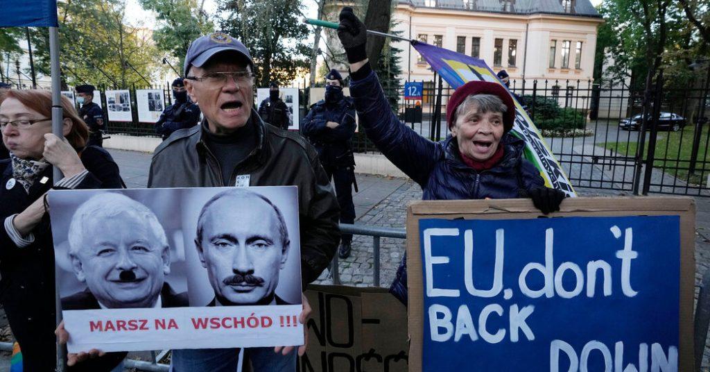 Supremo Tribunal da Polônia determina que sua constituição supera a legislação da UE