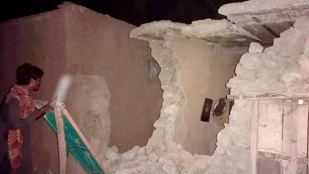 Terremoto no Paquistão: pelo menos 20 mortos após terremoto de magnitude 5,9 na província de Baluchistão