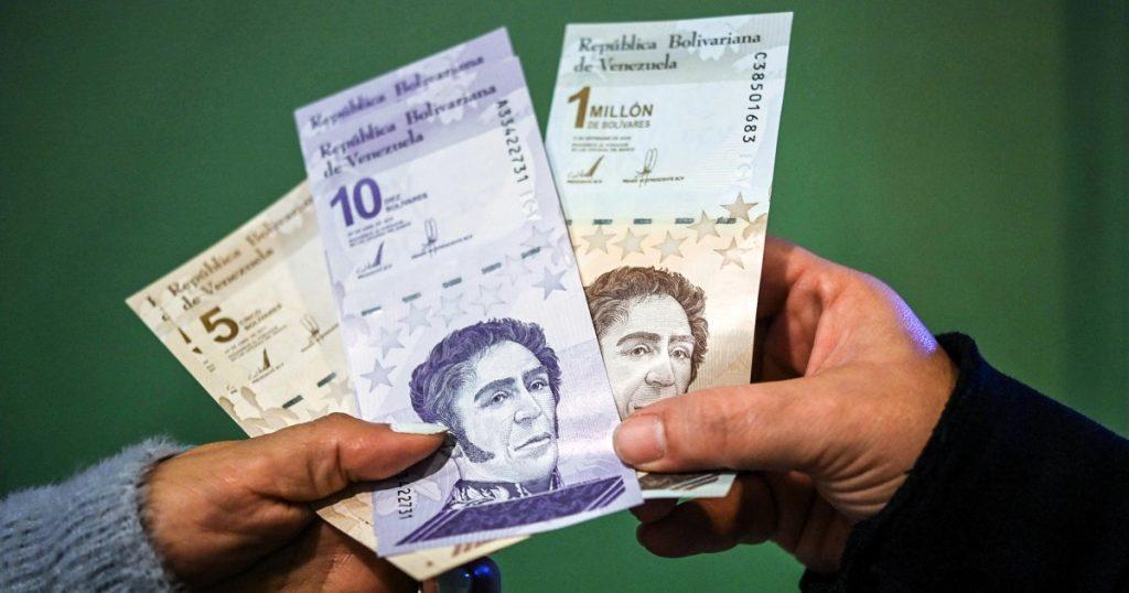 Venezuela lança nova moeda com seis zeros a menos